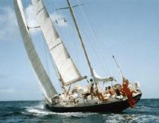 Tangaroa sailing