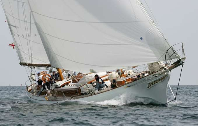 Ticonderoga - Classic Yacht Info