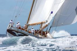 Antigua Classic Yacht Regatta 2014