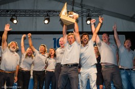 Chinook win their Class, Overall and the Panerai Series.