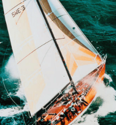 Anahita sailing