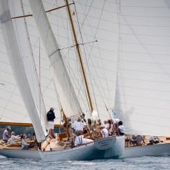 Argentario sailing Week 2016 Manitou crosses Chinook