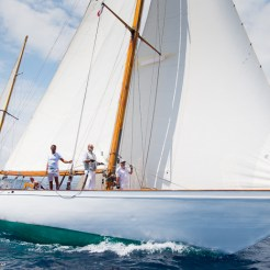 Antibes, France, 5 June 2016, Panerai Classic Yacht Challenge 2016, Voiles D'Antibes 2016, Manitou Ph: Guido Cantini / Panerai / SeaSee.com