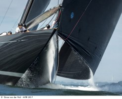 Onne Van der Wal - J-Class Svea