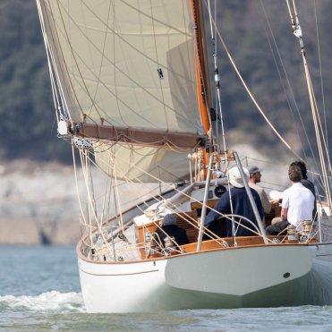 Helena sailing April, 2019