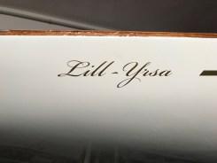 Lill Yrsa Std side, Viareggio, 2018