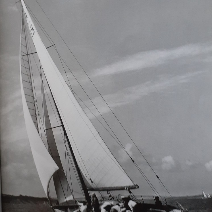 Joanne, Been of Cowes