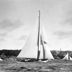 Windward I in the 1930's