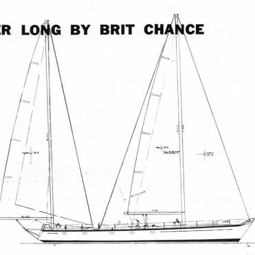 ONDINE IV Britton Chance design