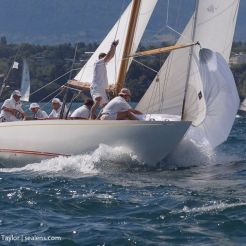 Catina VI, 8 Metre World Cup, 2004, Geneva, Switzerland. Ph: James Robinson Taylor