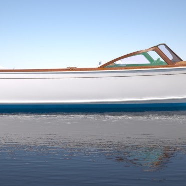 21' Runabout