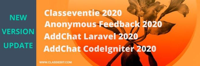 AddChat - Laravel + Codeigniter - Get New Version Free Demo - Download Now - 1