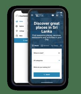 service listing in srilanka