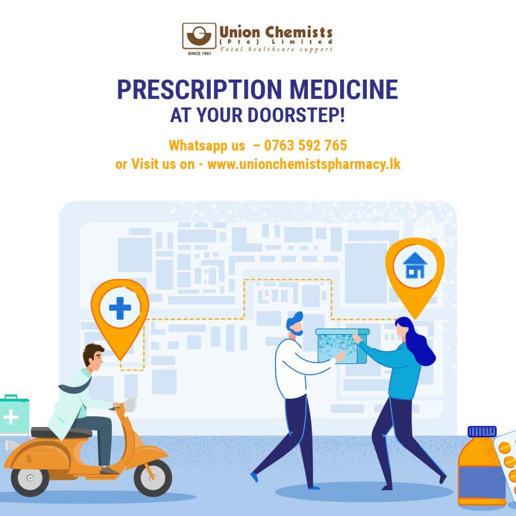 medicine delivery union chemists