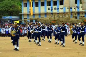 School in Anuradhapura