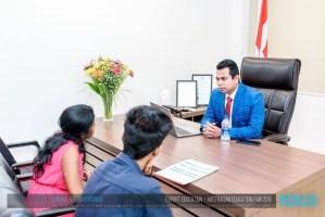 Visa consultant in Sri Lanka