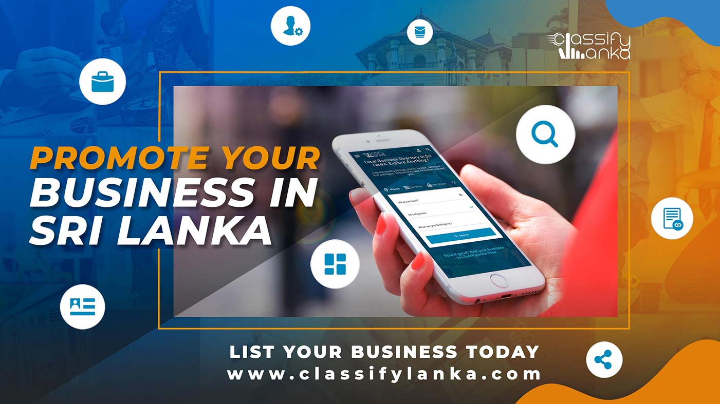 Business Information and Promotion Sri Lanka