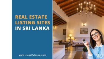 property listing sites Sri Lanka