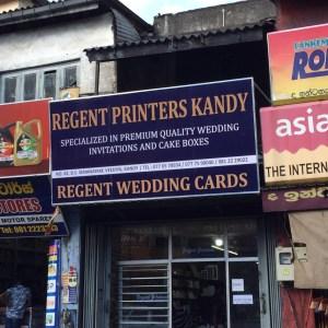 Wedding Cards Printers Kandy