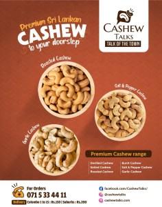 Cashew Nuts in Sri Lanka