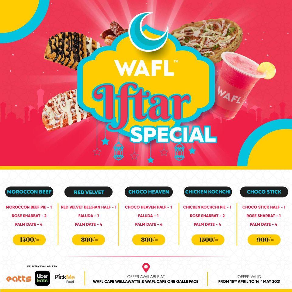 WAFL Sri Lanka Iftar Special