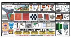Mascons Sri Lanka