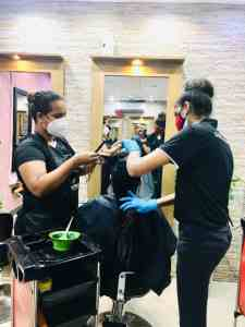 MilaHerbals Ladies Salon