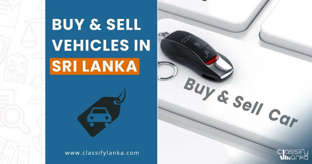 vehicle buy and sell in sri lanka