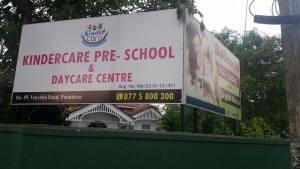 pre school and day care centre Panadura