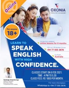 online English classes sri lanka