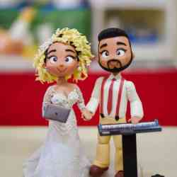 biscuit do ricky topo de bolo  casamento noivinhos noivos boneca personalizada infantil formatura (2)
