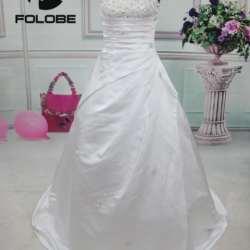 Vestidos-de-Novia-Custom-Made-Elegante-Strapless-Beading-Lantejoulas-A-Linha-de-Vestidos-de-Noiva-de