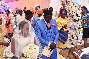 BABAJIDE & BUKOLAS WEDDING CEREMONY2
