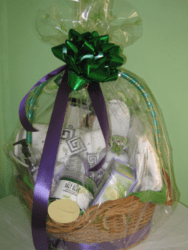 Spa Day Gift Basket Hamper