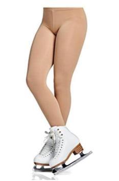Collant patinage artistique femme