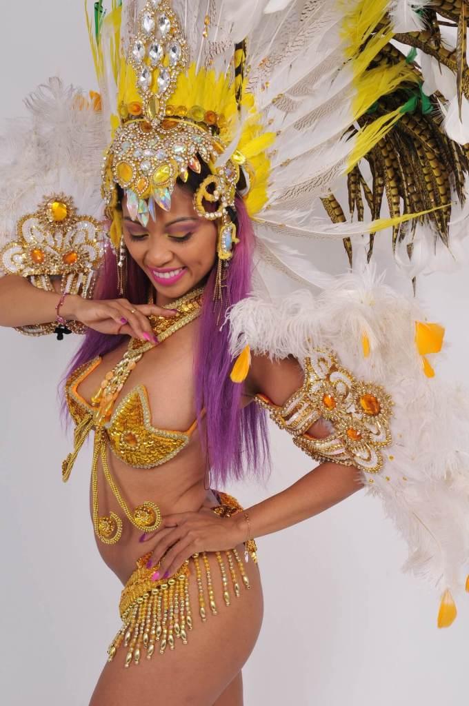 danseuse de samba