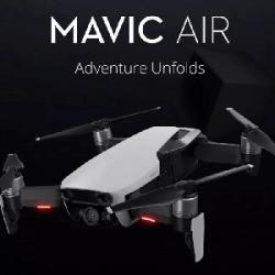 DJI Mavic Air : Avis et Test Vidéo - Drone  Quadricoptère