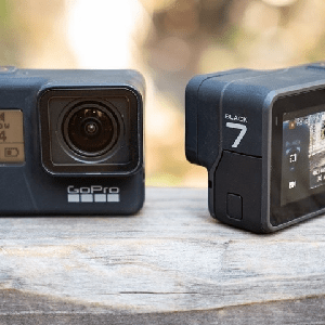 Gopro Hero 7 en photo