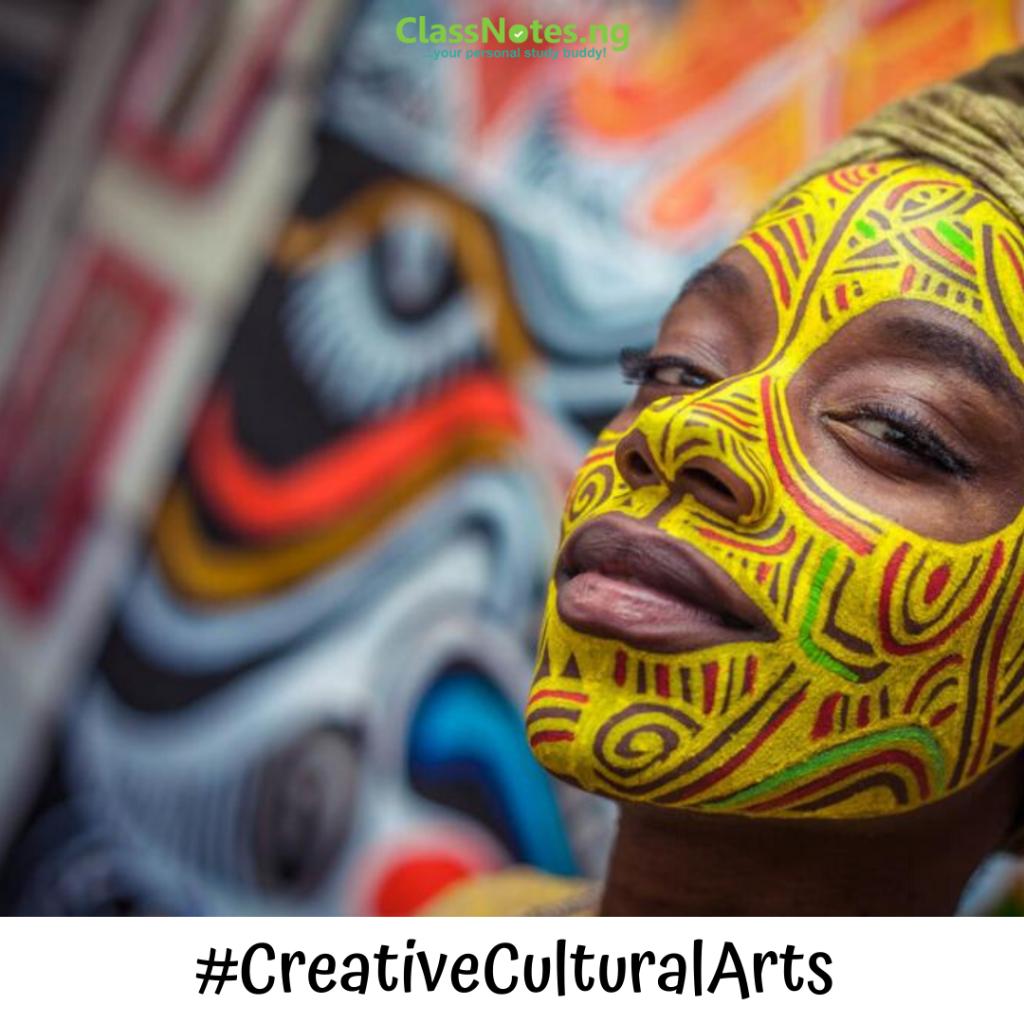 Creative and cultural arts classnotes.ng