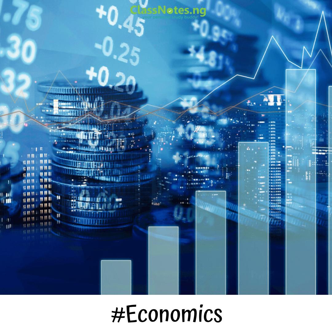 ECONOMICS SS1