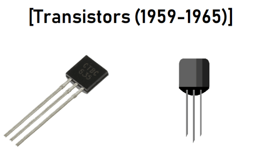 transistors classification of computers classnotesng