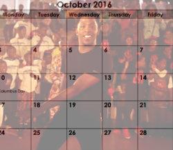 October Hit the Quan