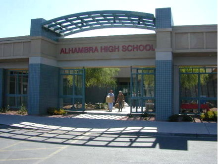 Image result for alhambra high school