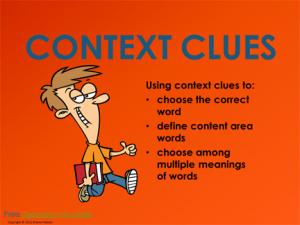 Context Clues ppt