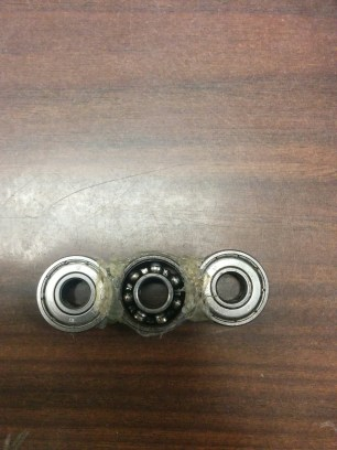 Glued Spinner