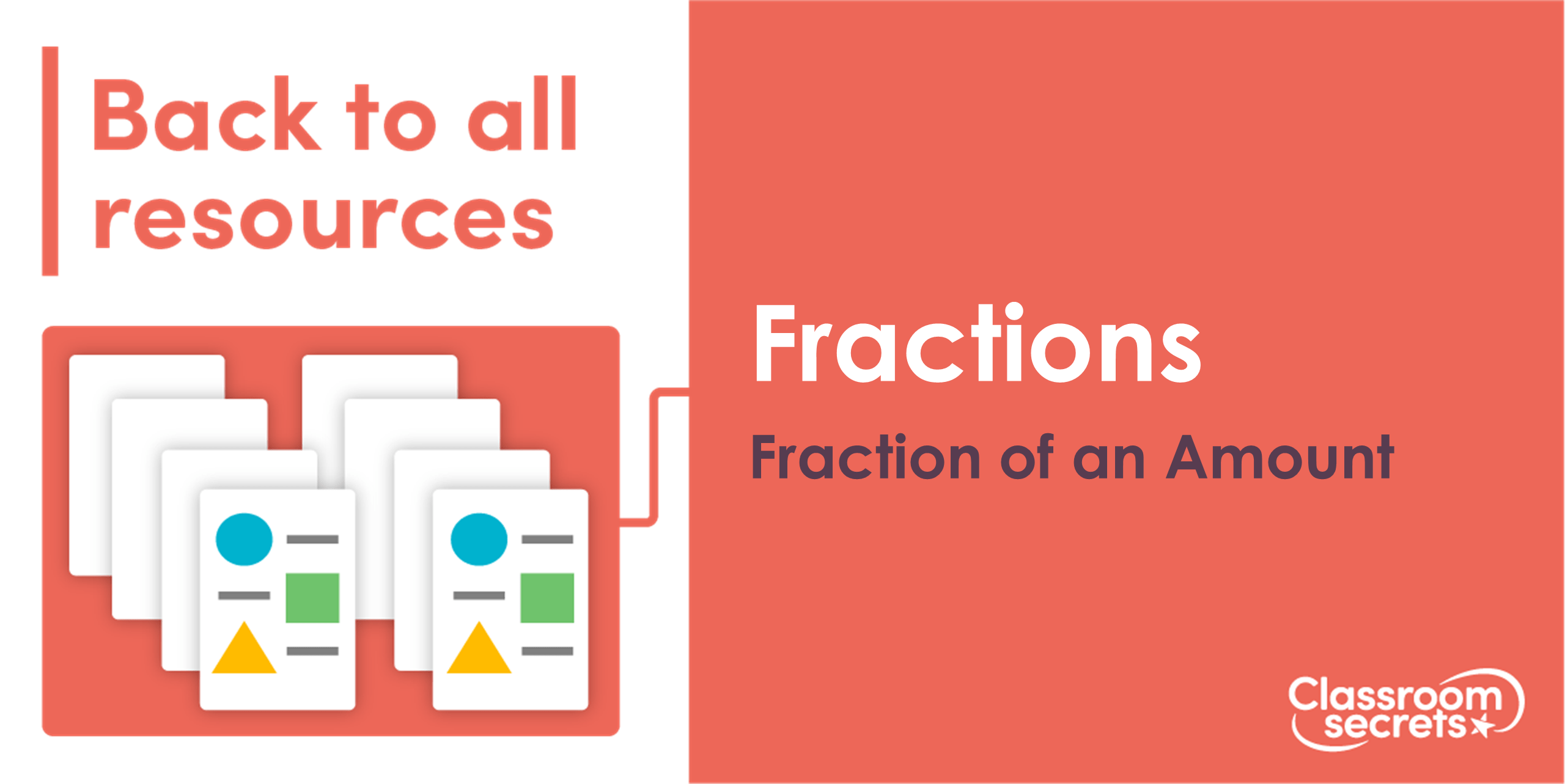 Year 6 Multiply Fractions By Fractions Lesson