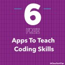 6 free apps to teach coding skills in your classroom