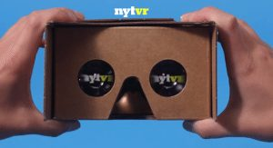 New York Times Virtual Reality App Free VR Experience
