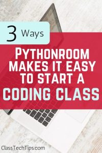 3 Ways Pythonroom Makes It Easy to Start a Coding Class