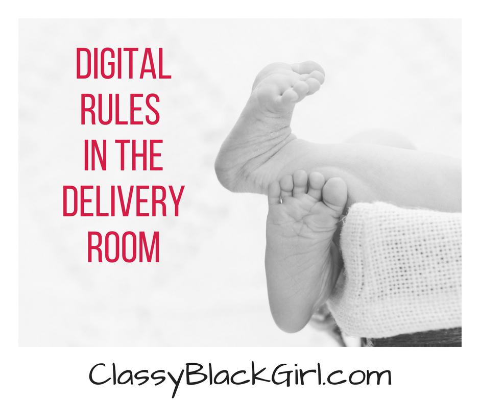 Digital-Rules-Delivery-Room-ClassyBlackGirl-SharelleLowery